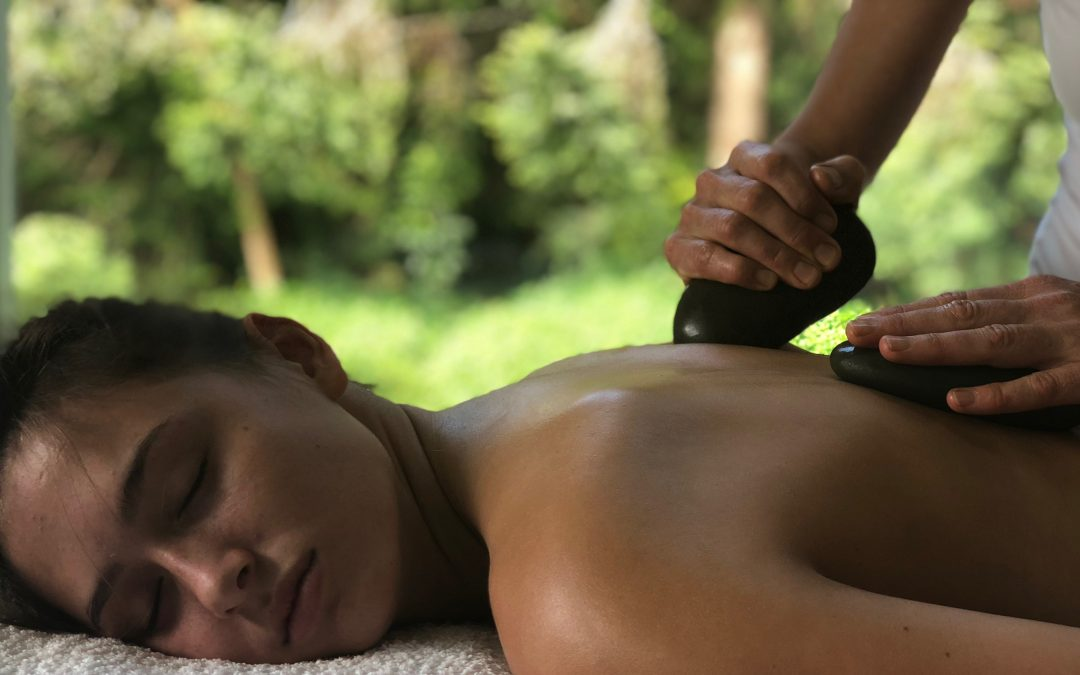 Hot Rocks Massage